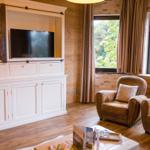 Harzchalet - Wohnzimmer