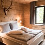 Harzchalet - Schlafzimmer