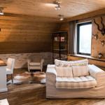Harzchalet (App. 02) - Wohnzimmer