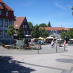 Fußgängerzone Hahnenklee