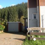 Haus Waldesruh Parkplatz direkt vorm Haus, oder Carport sowie weitere Stellflächen auf der angrenzenden Wiese vorhanden