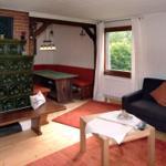 Wohnzimmer und Essecke