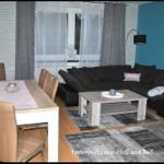 Wohnzimmer mit Schlafcoach