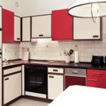 Die Küche bietet alles was das Herz begehrt  - Ceranfeld, Umluftofen, Geschirrspüler, Toaster, Kaffeemaschine, Wasserkocher, Eierkocher...