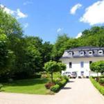 Weißes Haus am Kurpark, Fewo Gartenblick - Bad Suderode