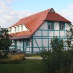 Gemütliche kleine FeWo D55 mit Terrasse -Feriendorf am Bakenberg - Dranske