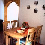 Sitzplatz in der Küche für 4 Personen
