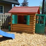 Spielhaus für die Kinder
