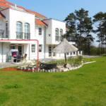 Haus Meeresblick A 0.05 mit Südterrasse und Strandkorb - Baabe