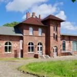 """Urlaubsbahnhof - """"Stellwerk"""" - Lauterbach"""