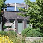 Gartenhaus mit Dachterrasse - Burg Fehmarn