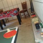 Spiel und Sportraum