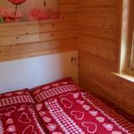 Schlafzimmer 2 mit Doppelbett 160 cm