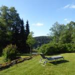 großer, naturbelassener Garten