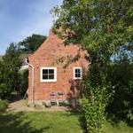 Schönes Ferienhaus mit Garten & Mid Century Möbeln in Strand nähe Avendorf - Avendorf