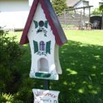 Ferienhaus für Vögel