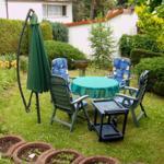 Sitzgrppe im Garten
