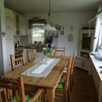 Essgruppe mit Küche