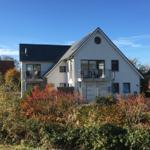 Haus am Deich, Panorama-Meerblick, Wohnung 1 - Orth