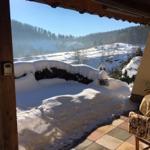 Unter der Veranda! Impressionen aus dem Winter 2017 / 2018