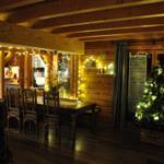 Eine aktuelle Weihnachtsimpression. Das Hexenstubenhaus ist immer von der 1. Adventwoche bis zum 6.1. weihnachtlich aufgehübscht.