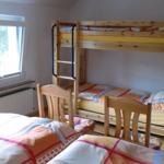 Schlafzimmer 2 für maximal 4 Personen