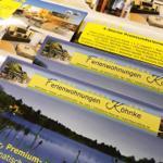 Wir sind Ihre Adresse für TOP augestattete Ferienwohnungen, ein hohes Maß an Service und den richtigen Preis!
