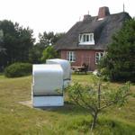 Haus Kapitän Tadsen - Leuchtturm - Nebel