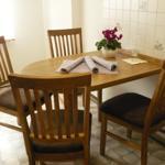 gemütlicher Essplatz  in der Küche