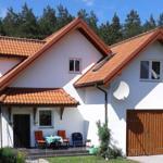 Ferienhaus am Waldrand - Krutyn
