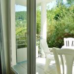 Fewo No.43 - Blick auf die Terrasse