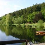 See mit Bootsverleih, Angelmöglichkeit, Tierpark, Streichelzoo, Wasserspielplatz und Barfußpfad nur 1000 Meter entfernt !