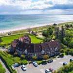 Ferienwohnung Ostseeurlaub Bork direkt am Strand inkl. Strandkorb - Kronsgaard