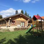 Natur-Holzstammferienhaus - Benneckenstein