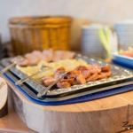 ...Details des reichhaltigen Frühstückbüffets...