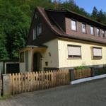 Ferienhaus Koopmann, Wohnung 1 - EG - Zorge