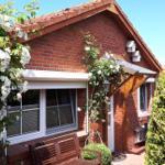 kleines Ferienhaus in Inselmitte Fehmarn - Bisdorf