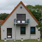 Ferienhaus direkt am Naturstrand - obere Wohnung - Fehmarnsund