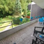 Balkon Wohnung Talblick