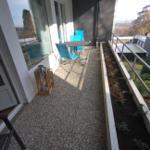 Balkon Wohnung Kleine Hexe