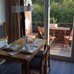Essplatz + Balkon