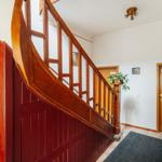 Treppenhaus im Haus Anemone