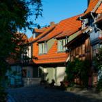 Schöne Lage am Schlossberg