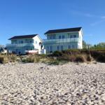 Strandhaus Appartment Rauchschwalbe - Fehmarnsund