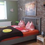 Wohnung 3 für bis zu 4 Personen - Schlafzimmer