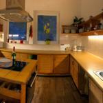 1.Etage_separate Küche mit Kochinsel