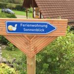 Ferienwohnung Sonnenblick - Bad Berleburg