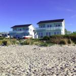 Strandhaus Appartement Seeschwalbe OG - Fehmarnsund