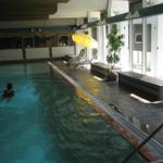 Schwimmbad 18m x10m x 1,60m beheizt bei 28-29 Grad warm. Unterwasser Farblicht  Spiele, Musikanlage, Bäderwart und Videoüberwachung!