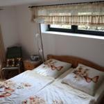 Unser 2. Schlafzimmer mit extra Bad